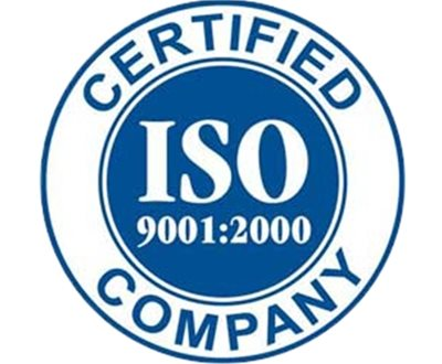 ISO9001 Certfication